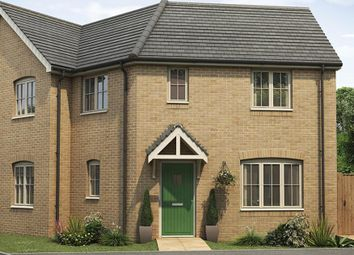 Thumbnail 3 bed semi-detached house for sale in Plot 52 - The Coronation, Cowley Park, Donington