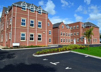 Thumbnail 2 bed flat to rent in Hampton House, Palace Close, Shepshed, Loughborough