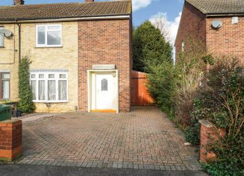 Thumbnail 2 bedroom semi-detached house for sale in Lavender Crescent, Peterborough