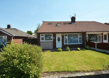 Thumbnail 5 bed semi-detached bungalow for sale in Brandon Avenue, Heald Green, Cheadle