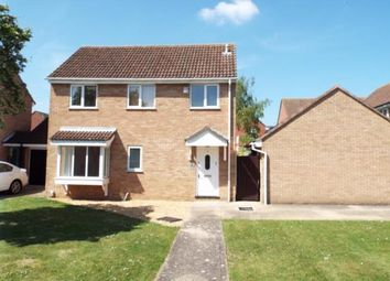 Thumbnail 3 bedroom detached house for sale in Orwell Close, St Ives, Cambridgeshire