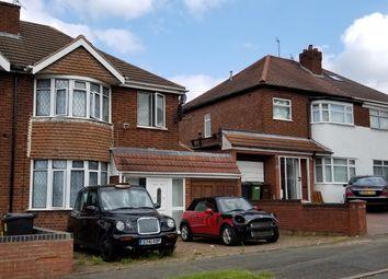 Thumbnail 3 bedroom semi-detached house for sale in Lambert Road, Wolverhampton