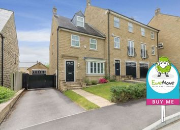 3 bed end terrace house for sale in Maltings Road, Ovenden Wood, Halifax HX2