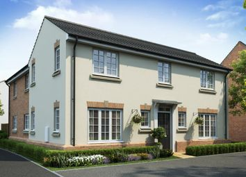 "Thumbnail 4 bedroom detached house for sale in ""Langdale - Plot 92"" at Bryony Road, Hamilton, Leicester"