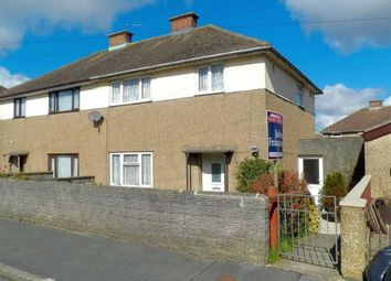 Thumbnail Semi-detached house for sale in Walters Avenue, Haverfordwest, Pembrokeshire