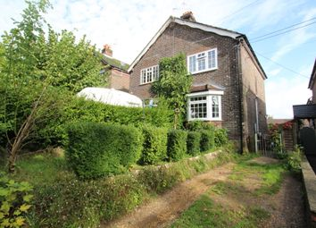 Thumbnail 3 bed semi-detached house for sale in Reservoir Lane, Petersfield