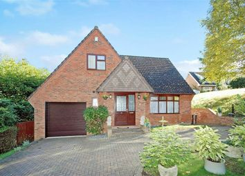 Thumbnail 3 bedroom detached house for sale in Crabb Tree Drive, Off Billing Lane, Northampton