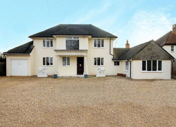 Thumbnail 5 bed detached house for sale in The Ridgeway, Cuffley, Potters Bar