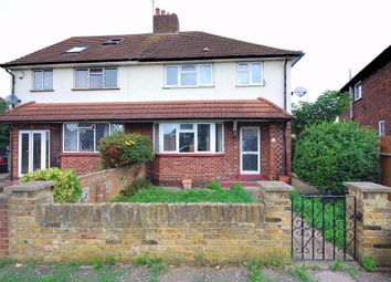 Thumbnail 3 bed semi-detached house to rent in Violet Avenue, Hillingdon, Middlesex