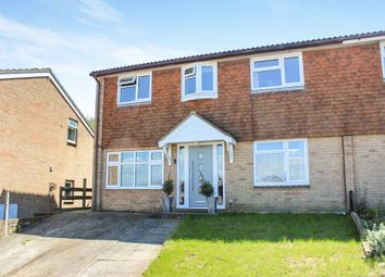 Thumbnail 4 bed semi-detached house for sale in Valley Dene, Newhaven