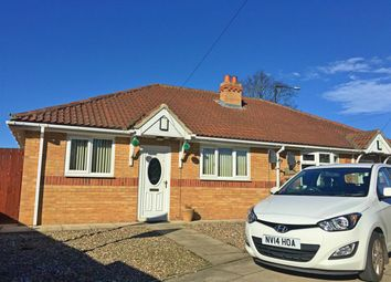 Thumbnail 2 bed bungalow for sale in Coppice Road, Middlesbrough