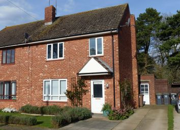 Thumbnail 3 bed semi-detached house for sale in Wegberg Road, Nocton, Lincoln