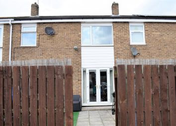 Thumbnail 3 bed terraced house for sale in Thirston Drive, Cramlington