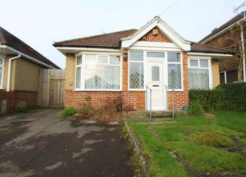 Thumbnail 2 bed detached bungalow for sale in Maybush Road, Southampton