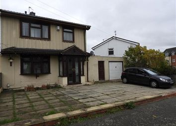 Thumbnail 3 bedroom end terrace house for sale in Hawbush Road, Leamore, Walsall