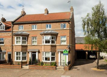 Thumbnail 5 bed semi-detached house for sale in The Garden Village, Earswick, York