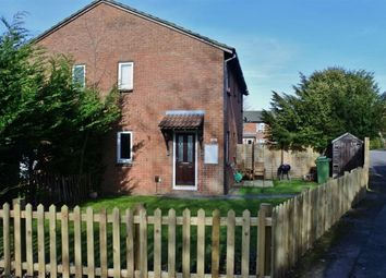 Thumbnail 1 bed terraced house to rent in Delibes Road, Basingstoke