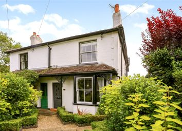 Thumbnail 3 bed semi-detached house for sale in Church Green, Walton Street, Walton On The Hill, Tadworth