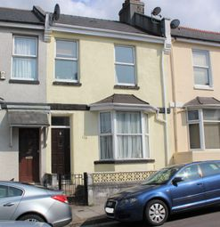 Thumbnail 3 bed terraced house for sale in Renown Street, Plymouth