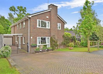 Thumbnail 4 bed detached house for sale in Hill House Close, Turners Hill, West Sussex