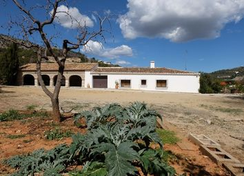 Thumbnail 3 bed finca for sale in Spain, Valencia, Alicante, Alcalalí