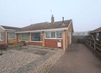 Thumbnail 2 bed semi-detached bungalow for sale in Seafield Road North, Caister-On-Sea, Great Yarmouth