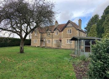 Thumbnail 5 bed detached house to rent in Notton, Lacock, Chippenham, Wiltshire