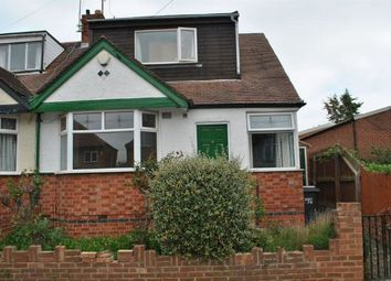 Thumbnail 3 bedroom semi-detached bungalow for sale in Lyncroft Way, Kingsthorpe, Northampton