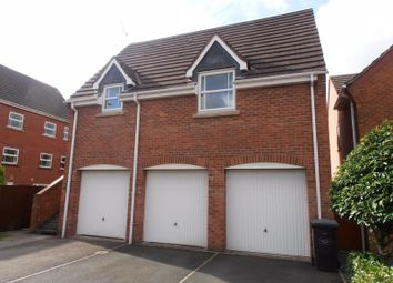 Thumbnail 1 bed flat for sale in Cinder Rock Way, Kidsgrove, Stoke-On-Trent