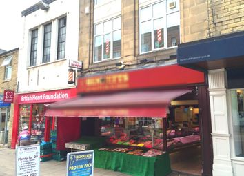 Thumbnail Retail premises for sale in Dewsbury WF13, UK
