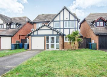 4 bed detached house for sale in Derwent Close, Gamston NG2