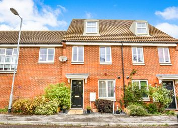 Thumbnail 3 bed terraced house for sale in Jentique Close, Dereham