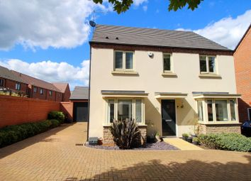 4 bed detached house for sale in Eden Road, Marina Gardens, Northampton NN5