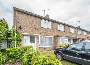 Thumbnail 3 bedroom end terrace house for sale in Hillcrest, Hatfield, Hertfordshire
