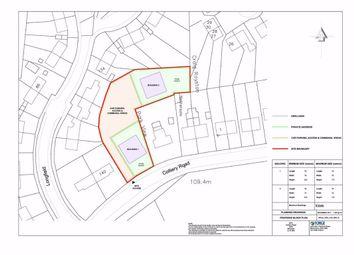 Thumbnail Land for sale in Bronywaun, Chirk, Wrexham