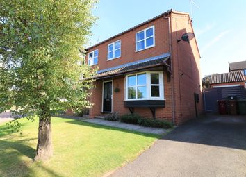 Thumbnail 3 bed semi-detached house for sale in Sharpe Close, Barton-Upon-Humber