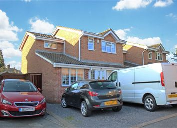Thumbnail 3 bed detached house for sale in Willow Tree Close, Barwell, Leicester