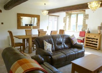 Thumbnail 4 bedroom semi-detached house for sale in Hobroyd, Glossop, Derbyshire