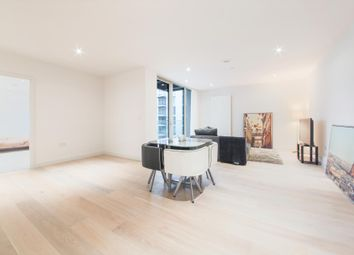 Thumbnail 1 bedroom flat for sale in Liner House, Royal Wharf, London
