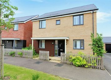 Thumbnail 3 bedroom detached house for sale in Folkes Road, Wootton, Bedford