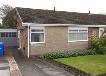 Thumbnail 2 bed semi-detached bungalow for sale in Hareside, Cramlington