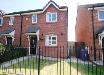 Thumbnail 3 bed semi-detached house to rent in Addenbrooke Drive, Huntscross, Liverpool, Merseyside