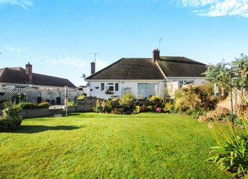 Thumbnail 2 bed bungalow for sale in Petworth Gardens, Southend-On-Sea
