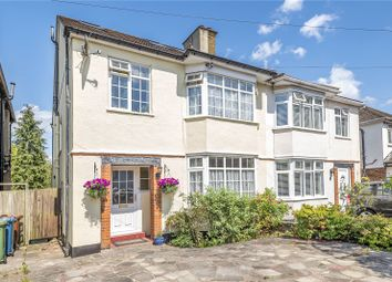 Thumbnail 4 bed semi-detached house for sale in Parkfield Avenue, Harrow, Middlesex