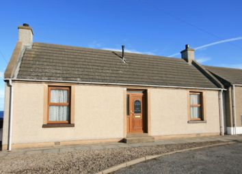 Thumbnail 1 bed bungalow for sale in 80 Seatown, Buckie