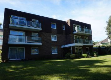 Thumbnail 3 bed flat for sale in Queens Park West Drive, Bournemouth