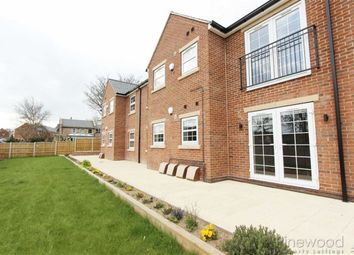 Thumbnail 2 bed flat to rent in Prince Of Wales Mews, Church Street, Eckington, Sheffield
