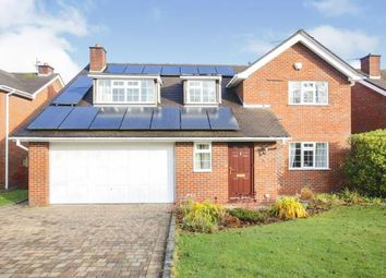 Thumbnail 5 bed detached house for sale in Millbank Close, Chelford, Macclesfield, Cheshire