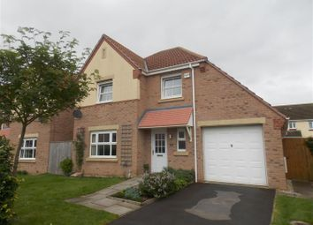 Thumbnail 4 bed detached house for sale in Caspian Crescent, Scartho Top, Grimsby