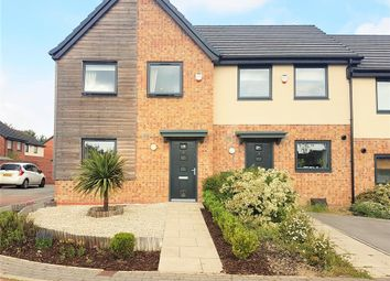 Thumbnail 3 bed end terrace house for sale in May Close, Thurnscoe, Rotherham